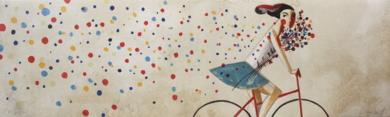Colores|Obra gráficadeDidier Lourenço| Compra arte en Flecha.es