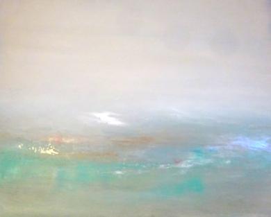 Debe ser el aire, y puede ser el agua II|PinturadeEsther Porta| Compra arte en Flecha.es
