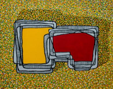 Visiones de Conjunto #2|PinturadeGermán Trujillo| Compra arte en Flecha.es