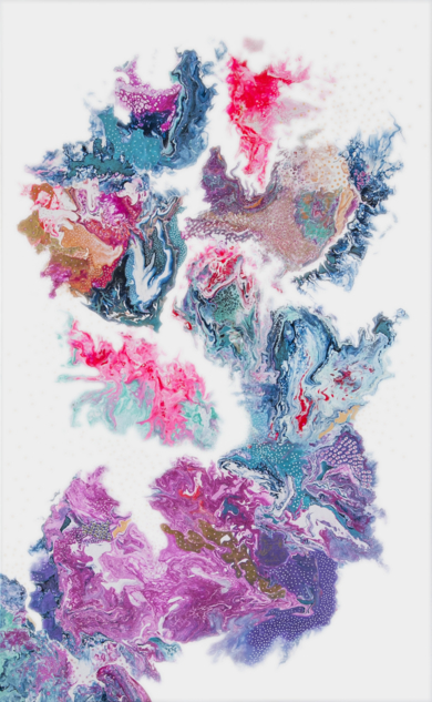 WHITE INFUSION|PinturadeOA ART| Compra arte en Flecha.es