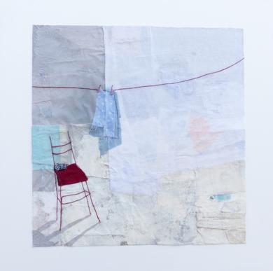"""DESCANSO""|CollagedeJulia Fragua| Compra arte en Flecha.es"