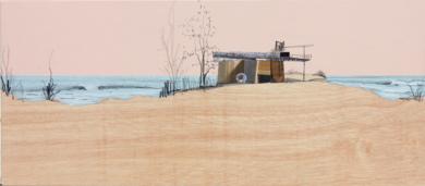 Tarde de marzo|CollagedeEduardo Query| Compra arte en Flecha.es