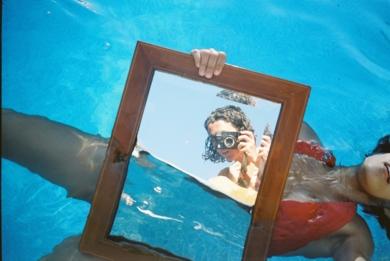 Blue Mirror|FotografíadeLola Maraver| Compra arte en Flecha.es
