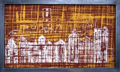 Downtown|PinturadeAntonio  Vázquez| Compra arte en Flecha.es