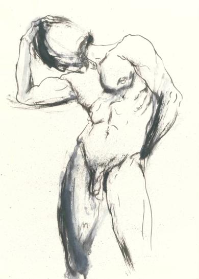The Savage|IlustracióndeValero| Compra arte en Flecha.es