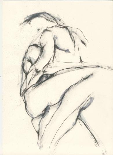 The Lovers|IlustracióndeValero| Compra arte en Flecha.es