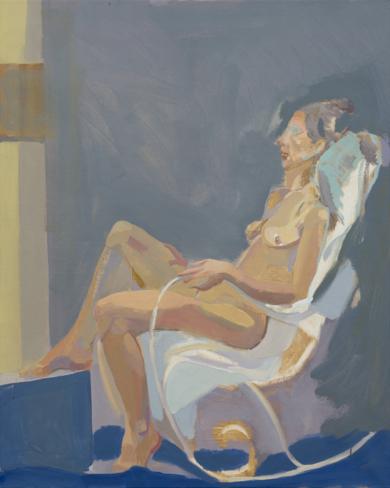 Academia, 2019|PinturadeIgnacio Mateos| Compra arte en Flecha.es