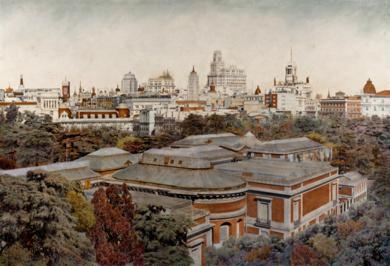Desde el Botánico hasta El Prado.|FotografíadeCarlos Arriaga| Compra arte en Flecha.es