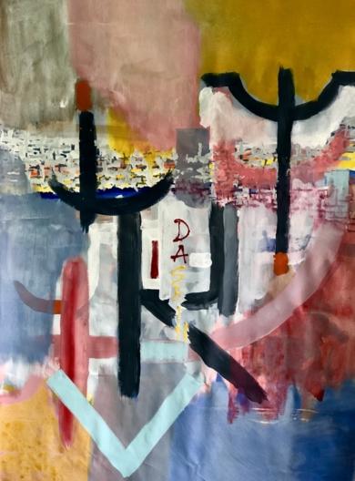 DA-SEIN V|PinturadeIraide Garitaonandia| Compra arte en Flecha.es