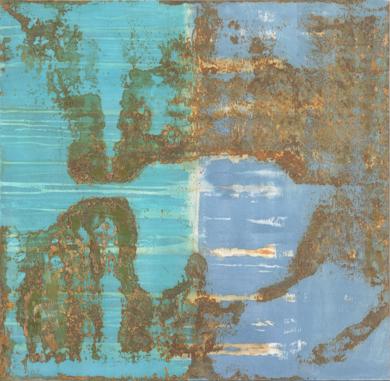 Valor del Tiempo XVIII|PinturadeMariasanmartin67| Compra arte en Flecha.es