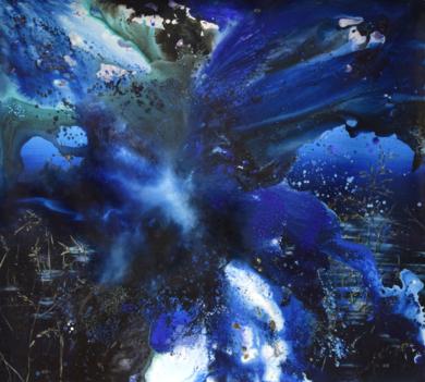 [aguas] XI|PinturadeElisa de la Torre| Compra arte en Flecha.es