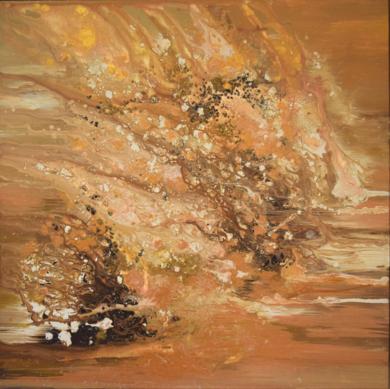 [tierras] IX|PinturadeElisa de la Torre| Compra arte en Flecha.es