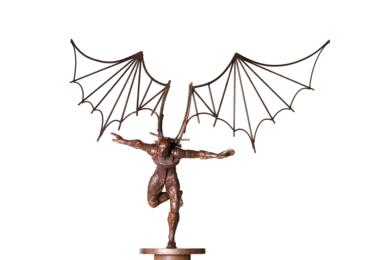 ICARO IV|EsculturadeFernando Suárez| Compra arte en Flecha.es
