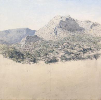 Sierra de Grazalema|PinturadeJosé Luis Romero| Compra arte en Flecha.es