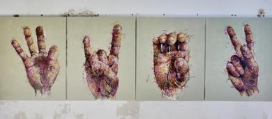 F#*k|PinturadeBaon| Compra arte en Flecha.es