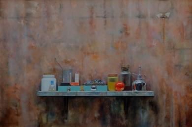 Bola   3|PinturadeLUIS    GOMEZ    MACPHERSON| Compra arte en Flecha.es