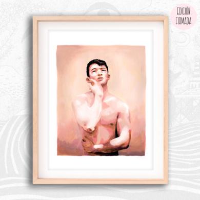 Howin|PinturadeBran Sólo| Compra arte en Flecha.es