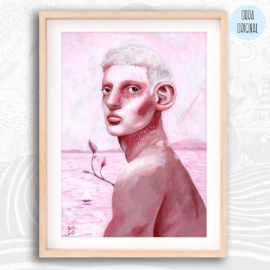 Algodón|PinturadeBran Sólo| Compra arte en Flecha.es