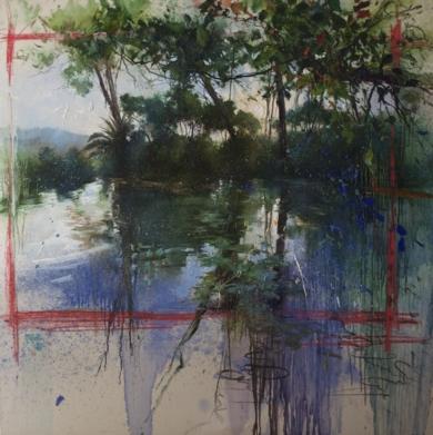 CANET|PinturadeÁNGELES CERECEDA| Compra arte en Flecha.es