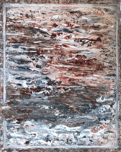 Composición dinámica|PinturadeEnric Correa| Compra arte en Flecha.es