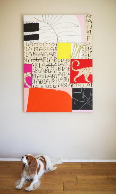 417 Expectation Failed|PinturadeNadia Jaber| Compra arte en Flecha.es