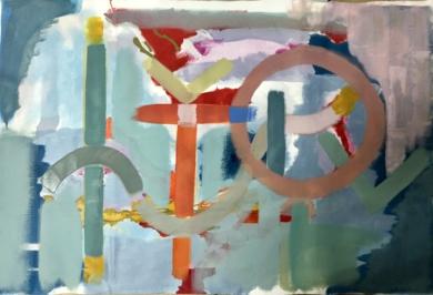 DA-SEIN VIII|PinturadeIraide Garitaonandia| Compra arte en Flecha.es