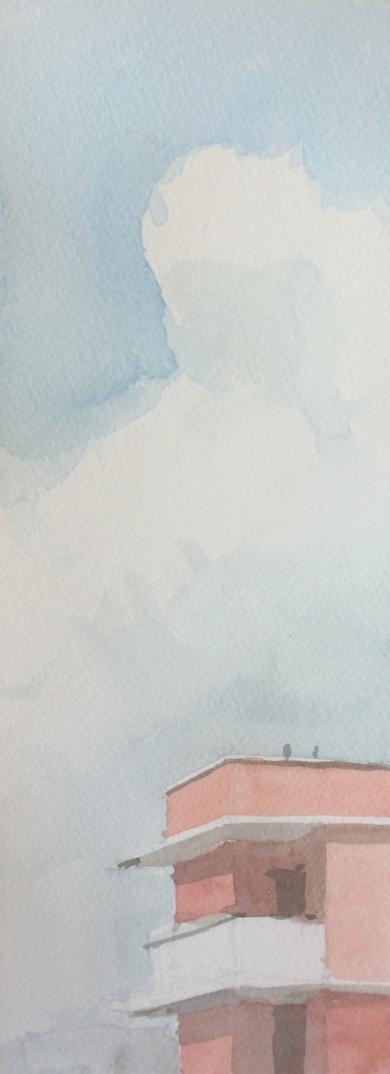 Madrid. Atico|PinturadeIñigo Lizarraga| Compra arte en Flecha.es