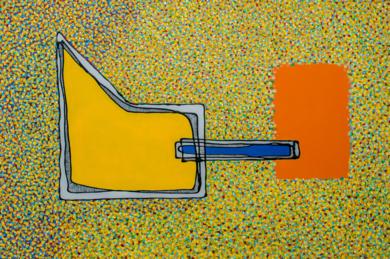 Visión deConjunto #7|PinturadeGermán Trujillo| Compra arte en Flecha.es
