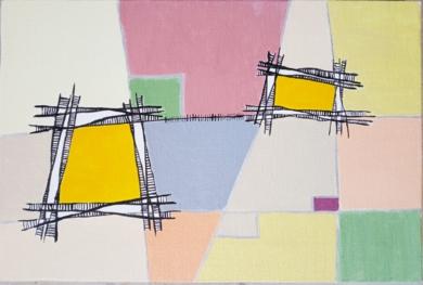 Mundos Cartesianos|PinturadeGermán Trujillo| Compra arte en Flecha.es