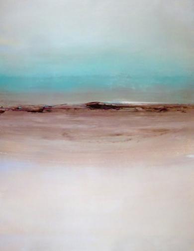 Cielo azul|PinturadeEsther Porta| Compra arte en Flecha.es