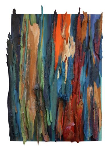 Eucalipto III|CollagedeCrisdever| Compra arte en Flecha.es