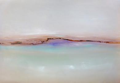 El sonido del verano|PinturadeEsther Porta| Compra arte en Flecha.es