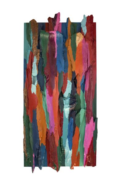 Eucalipto XV|CollagedeCrisdever| Compra arte en Flecha.es