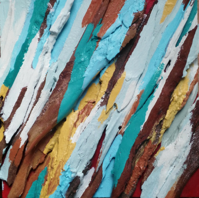 Eucalipto XVIII|CollagedeCrisdever| Compra arte en Flecha.es