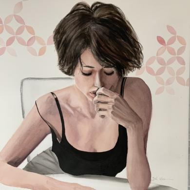 Despereza|PinturadeEVA GONZALEZ MORAN| Compra arte en Flecha.es