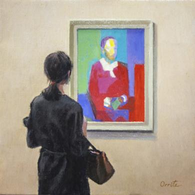 Arte V (Jacques Villon)|PinturadeOrrite| Compra arte en Flecha.es