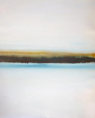 Naturaleza delante del horizonte|PinturadeEsther Porta| Compra arte en Flecha.es