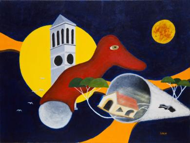 Sensaciones|PinturadeANDRES ACEVEDO MANSO| Compra arte en Flecha.es