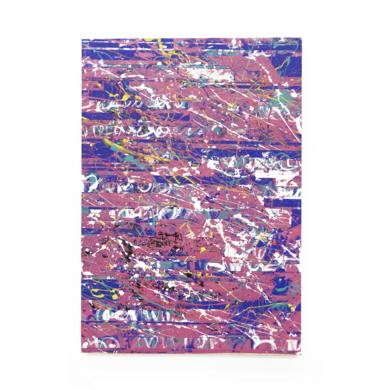 Pink Interferences|PinturadeAna Dévora| Compra arte en Flecha.es