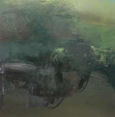 Paisaje ausente 04|PinturadeMaría Argüelles| Compra arte en Flecha.es