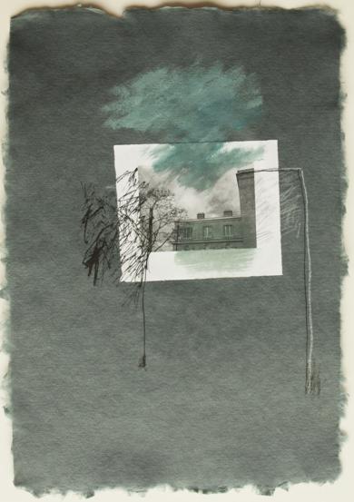London_1|DibujodeMia Martí| Compra arte en Flecha.es