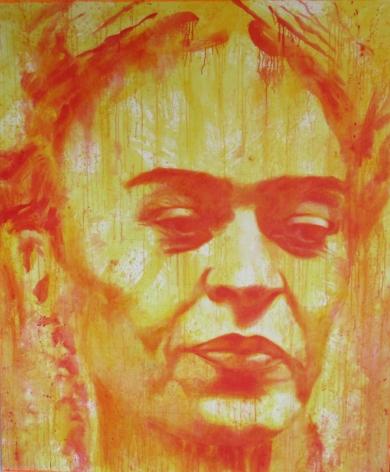 Frida|PinturadeAlvaro Sellés| Compra arte en Flecha.es