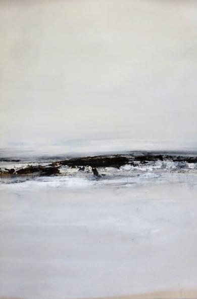 Llegando al horizonte|PinturadeEsther Porta| Compra arte en Flecha.es