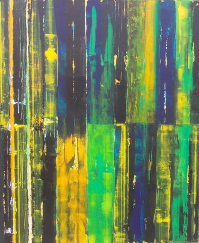 Double resistence 1|PinturadeFrancisco Santos| Compra arte en Flecha.es