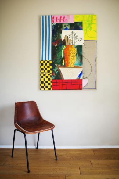 506 Variant Also Negotiates|PinturadeNadia Jaber| Compra arte en Flecha.es