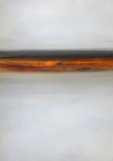 Contemplación|PinturadeEsther Porta| Compra arte en Flecha.es