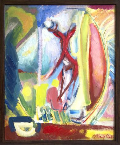 Dancing Devil, expresión y naturaleza.|PinturadeMaciej Cieśla| Compra arte en Flecha.es