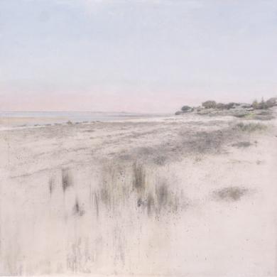 Bajamar en La Jara|PinturadeJosé Luis Romero| Compra arte en Flecha.es