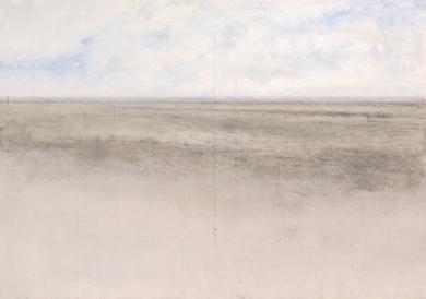 Marismas IV|PinturadeJosé Luis Romero| Compra arte en Flecha.es