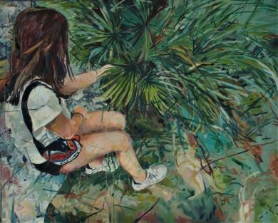 Buscando|PinturadeAmaya Fernández Fariza| Compra arte en Flecha.es